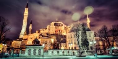 La noche de Estambul