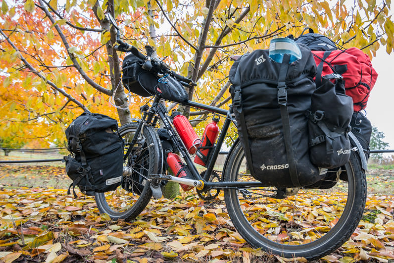 Bicicleta Thorn Nomad