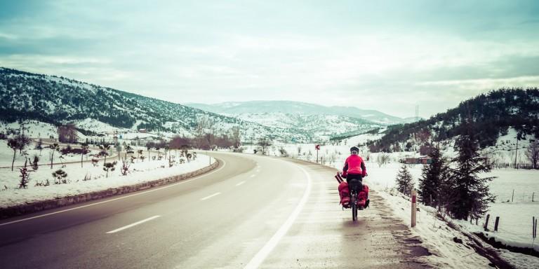 Un invierno turco en fotos