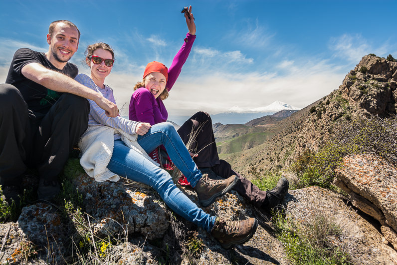 Mini aventura en Armenia