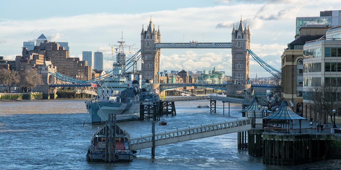 ¿Quieres ir a vivir a Londres pero no tienes un duro?