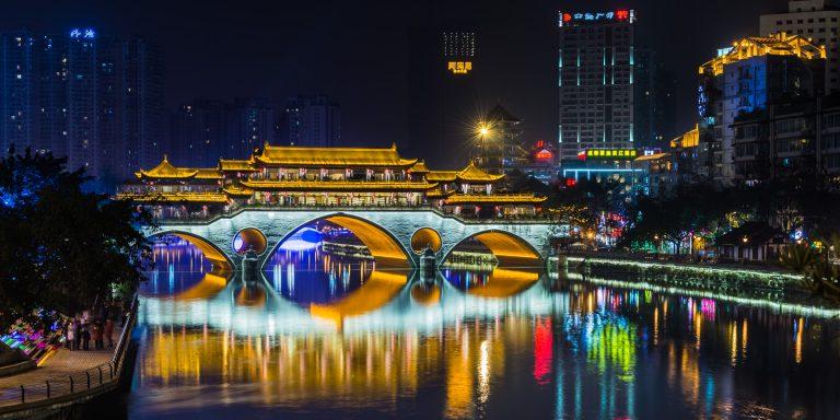 Trabajar en Chengdu: historias de un año viviendo en China