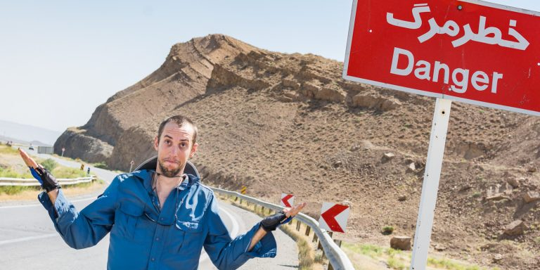 63 Curiosidades de Irán: 3 meses en bicicleta