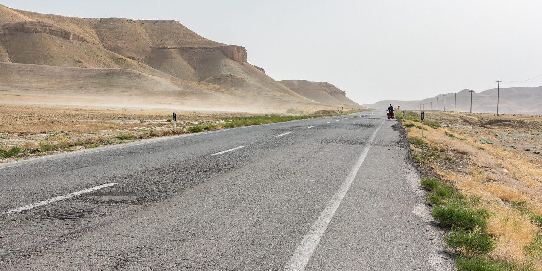 Un viaje en bicicleta por Irán en imágenes