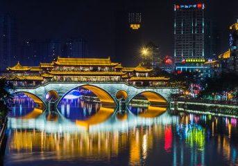 Vivir y trabajar en Chengdu
